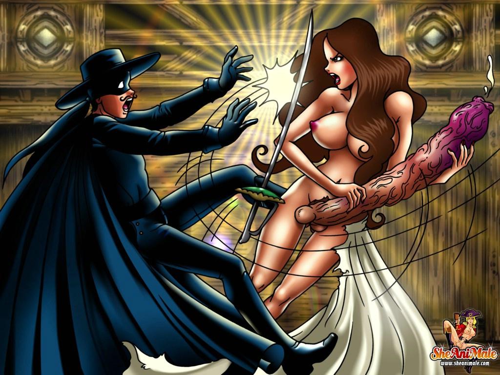 Zorro Porn 29